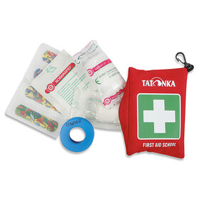 Tatonka First Aid School red